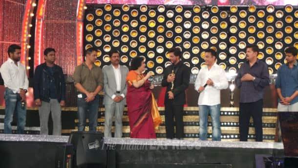 Shah Rukh Khan honoured with Entertainer of Indian Cinema award