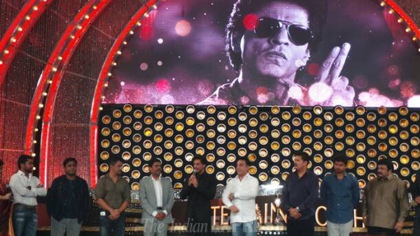 Shah Rukh Khan honoured with Entertainer of Indian Cinema award