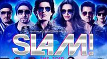 Shah Rukh Khan gears up for SLAM! THE TOUR
