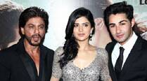 Shah Rukh Khan wishes newcomer Armaan Jain 'happy firststep'