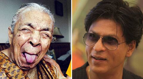 SRK with the vivacious grand old lady in 'Dil Se...', 'Kabhi Khushi Kabhie Gham', 'Kal Ho Naa Ho' and 'Veer-Zaara'.
