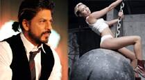 Shah Rukh Khan's little son AbRam likes Miley Cyrus' 'Wrecking Ball'