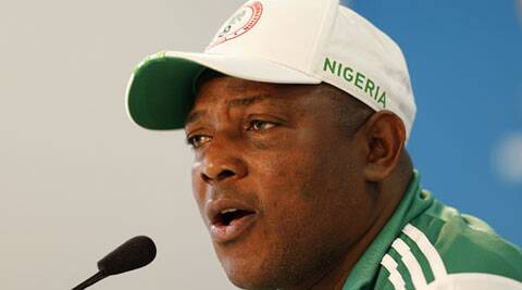 "Asked what he planned to do after the World Cup, after being linked to the national team job in South Africa, Keshi told reporters on Monday: ""I'm going home to visit my wife and kids. I've not seen them for a long time.""(Source: AP)"