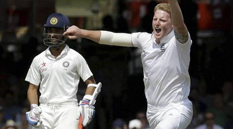 Stokes said that England's bowling could have been a bit tighter in the morning, more towards the stumps. (Source: AP)