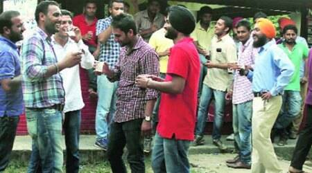Police crackdown on outsiders on PAUcampus