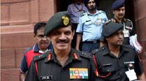 General Dalbir Singh takes over as new Army Chief