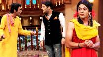 Sunil Grover returns to 'Comedy Nights With Kapil', but not as Gutthi