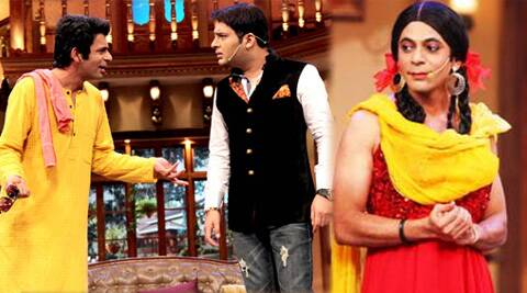Sunil Grover is back on 'Comedy Nights With Kapil' after quitting the show last year after a 5-month stint.