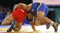 Glasgow 2014: Indian mat-adors