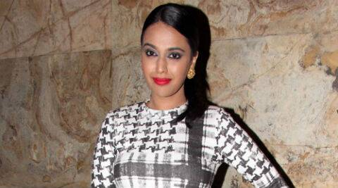 Swara Bhaskar: I am a happy foodie.