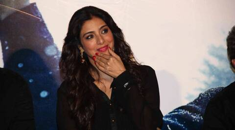 Tabu will be working with Vishal Bhardwaj after a decade in 'Haider'.