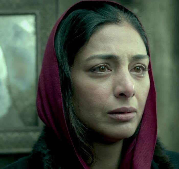 abu has never disappointed us with her acting and this time too, she is all set to deliver her best.