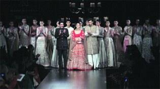 Empty Frames: Manish Malhotra disappoints at ICW 2014