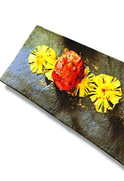 Tandoori Foie Gras