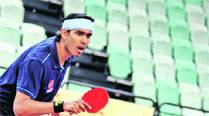 Paddlers Sharath, Amalraj march into doubles semis