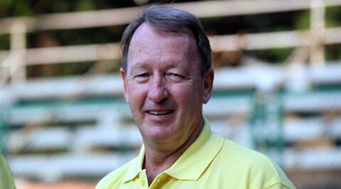 India's hockey coach Terry Walsh. (Source: IE File Photo)