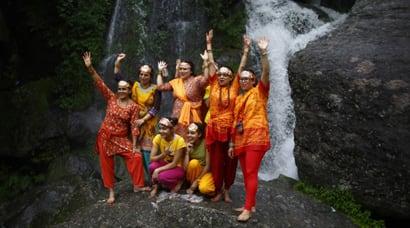 Bol Bom' pilgrimage in full swing in Kathmandu | Picture Gallery