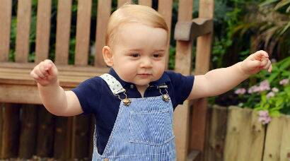 Happy Birthday Prince George! The Royal baby turns one