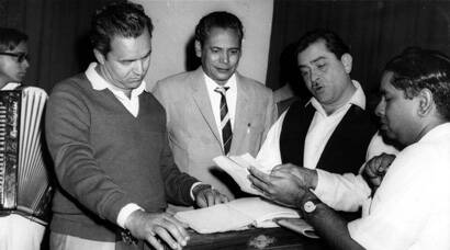 Remembering Mukesh: Rare photos of the legendary singer on his 91st birth anniversary