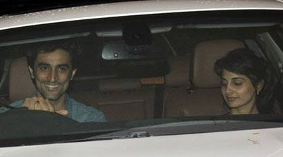 Kunal Kapoor's movie date with Amitabh Bachchan's niece Naina