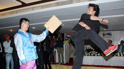 PHOTOS: Tiger Shroff's 'Heropanti' at its best
