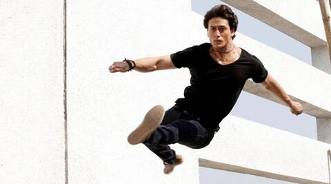 Tiger is receiving the ethe honour after the officials saw his stunning action sequences in 'Heropanti'.