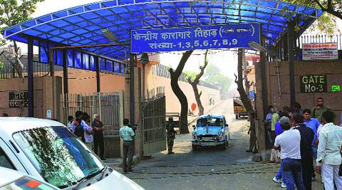 These jails will help decongest Tihar jail, which houses nearly 10,000 prisoners against  a capacity of 6,000. (Source: Express Archive)
