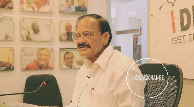 Will be ready with the new urban mission by end of the session: Venkaiah Naidu