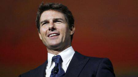 Tom Cruise has not seen Suri for ayear?