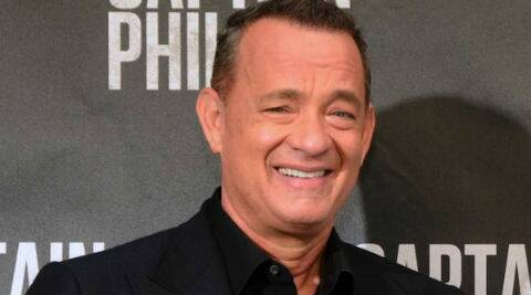 Tom Hanks is currently filming in Hurghada city. (source: AP)