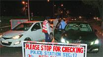 Drink-driving: Evening nakas lead to long queues