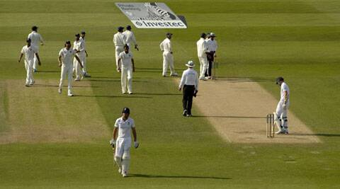 The Trent Bridge pitch was heavily criticized by current and former England players for its lack of pace. (Source: AP)