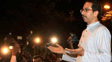 Meanwhile, party president Uddhav Thackeray demanded Mallick's dismissal. (Source: PTI photo)
