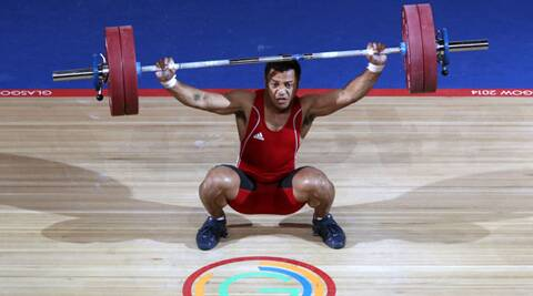 The lifter (Source: AP)