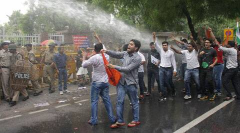 With no assurance from government, there seems to be no end in sight to the protests by UPSC aspirants.
