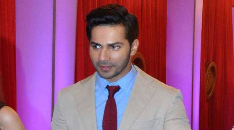 Varun Dhawan on 'Humpty Sharma Ki Dulhania': This is a 2014 family film.