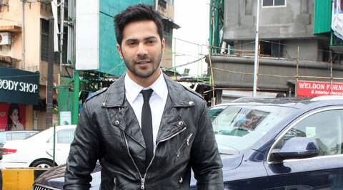 Varun Dhawan is currently shooting for Sriram Raghavan's Badlapur; in Humpty Sharma Ki Dulhaniya.