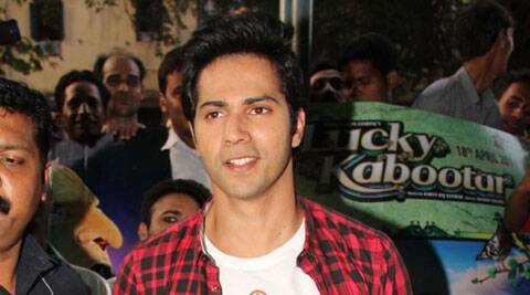 Varun Dhawan has worked with three different directors, and managed to carry out varied roles with ease.