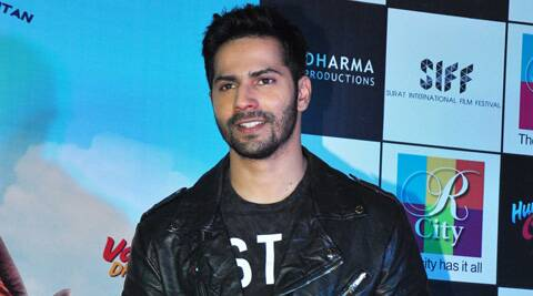 """I am very much single and I don't have any girlfriend,"" Varun Dhawan said."