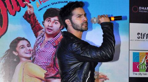 Varun Dhawan said he would have apprehensions doing an adult-comedy.
