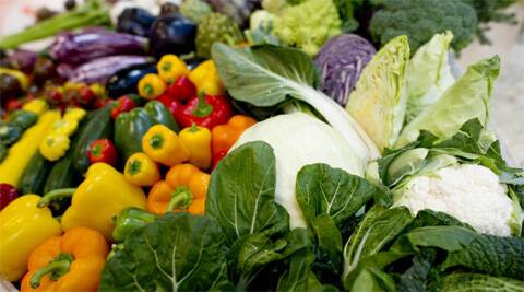 A careful analysis of the trends in retail prices of key vegetables show that price rise in summer is the norm. (Reuters)