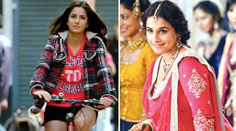 If actresses like Bipasha Basu and Shamita Shetty gave powerful performances as police officers respectively in 'Dhoom 2' and 'Zeher', female stars like Vidya Balan and Katrina Kaif have managed to wow the audience with their on-screen role of spies.