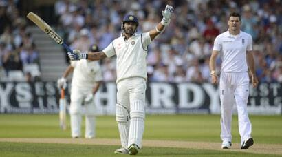 Murali Vijay kicks off English summer with patient ton