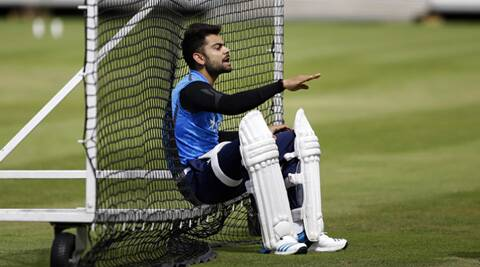 Under pressure Virat Kohli returns to the format where he has enjoyed a lot of success. Against every possible opposition (Source: AP)