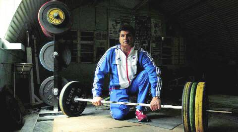 UK resident Cheema was a bronze medallist at the 1982 Asian Games. Source: Express Photo.