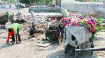 Aggar Nagar society at loggerheads with MC over garbage collection