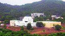 The sprawling premise of Whistling Woods International Institute at Film City