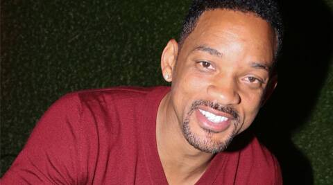 Will Smith had an awkward moment with a fan at the beach in Ibiza.