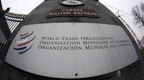 At the general council of the WTO in November, representatives of member countries unanimously approved the public stockpiling agreement and the TFA. (Source: Reuters photo)