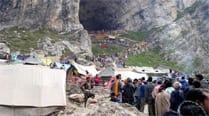 Violence near Amarnath base camp, yatrasuspended